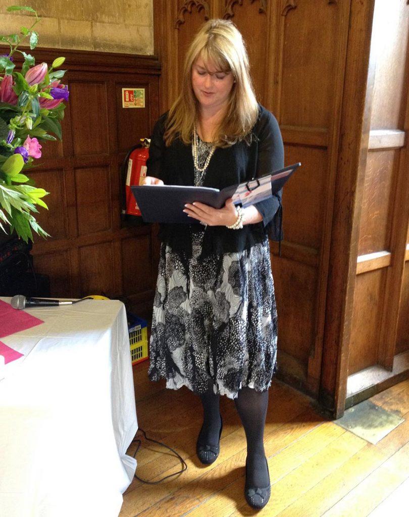 Paula Wratten Celebrant